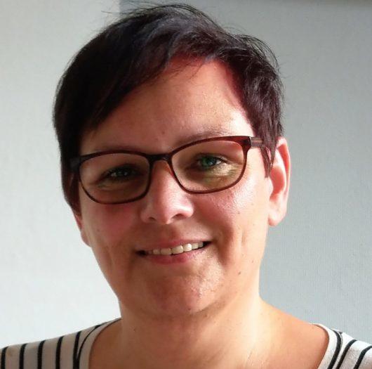 Gemeindereferentin Stephanie Hilberink