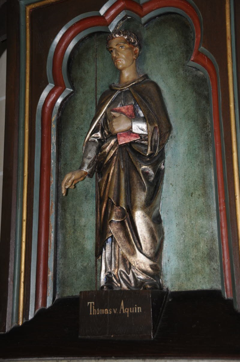 Heiliger Thomas von Aquin