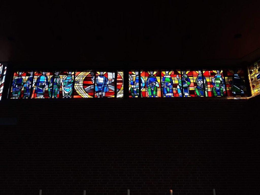 Glasfenster: Jünger Jesu