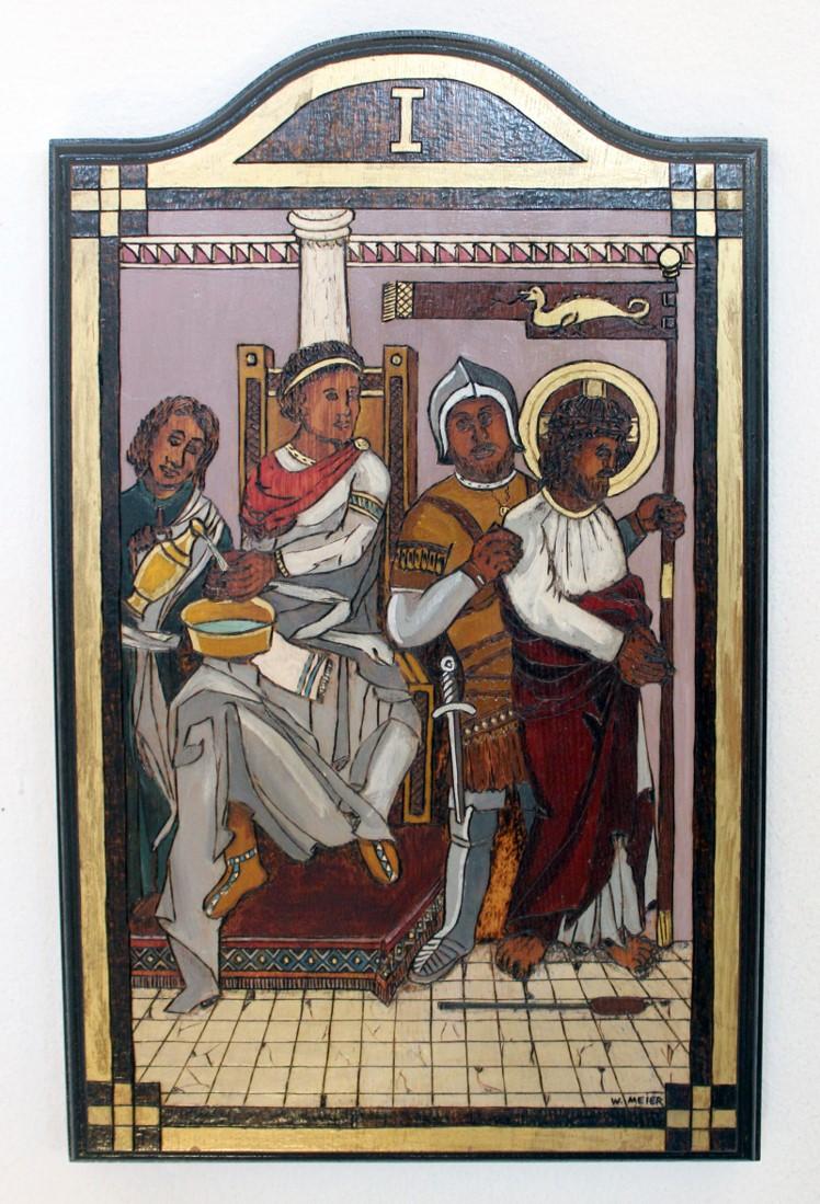 Jesus Pontius Pilatus